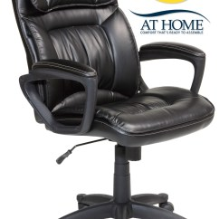 Executive Office Chairs Specifications Pink Chair Covers Ikea Serta Black Home Furniture