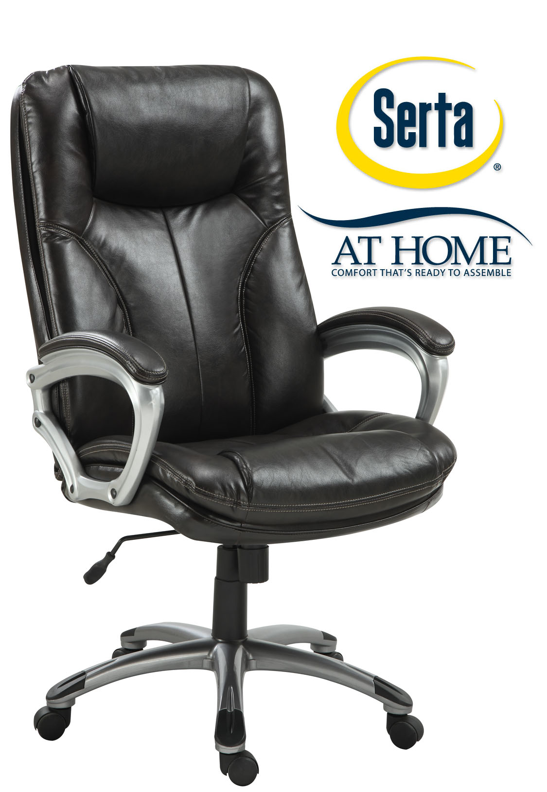 Serta Executive Big  Tall Office Chair