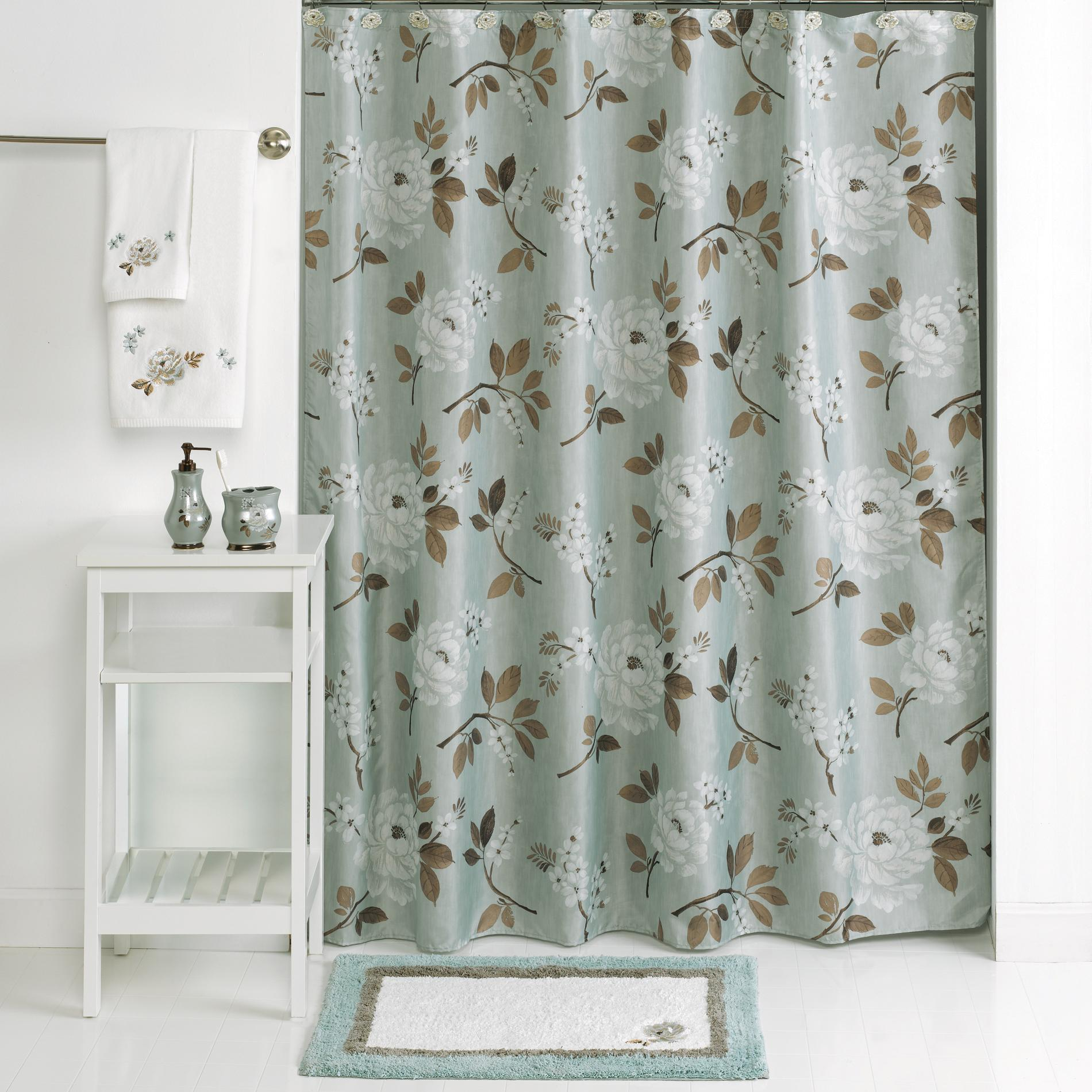 Essential Home Shower Curtains