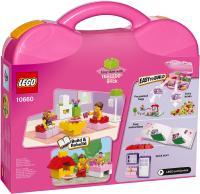 LEGO Juniors House Suitcase - Building Set - Toys & Games ...