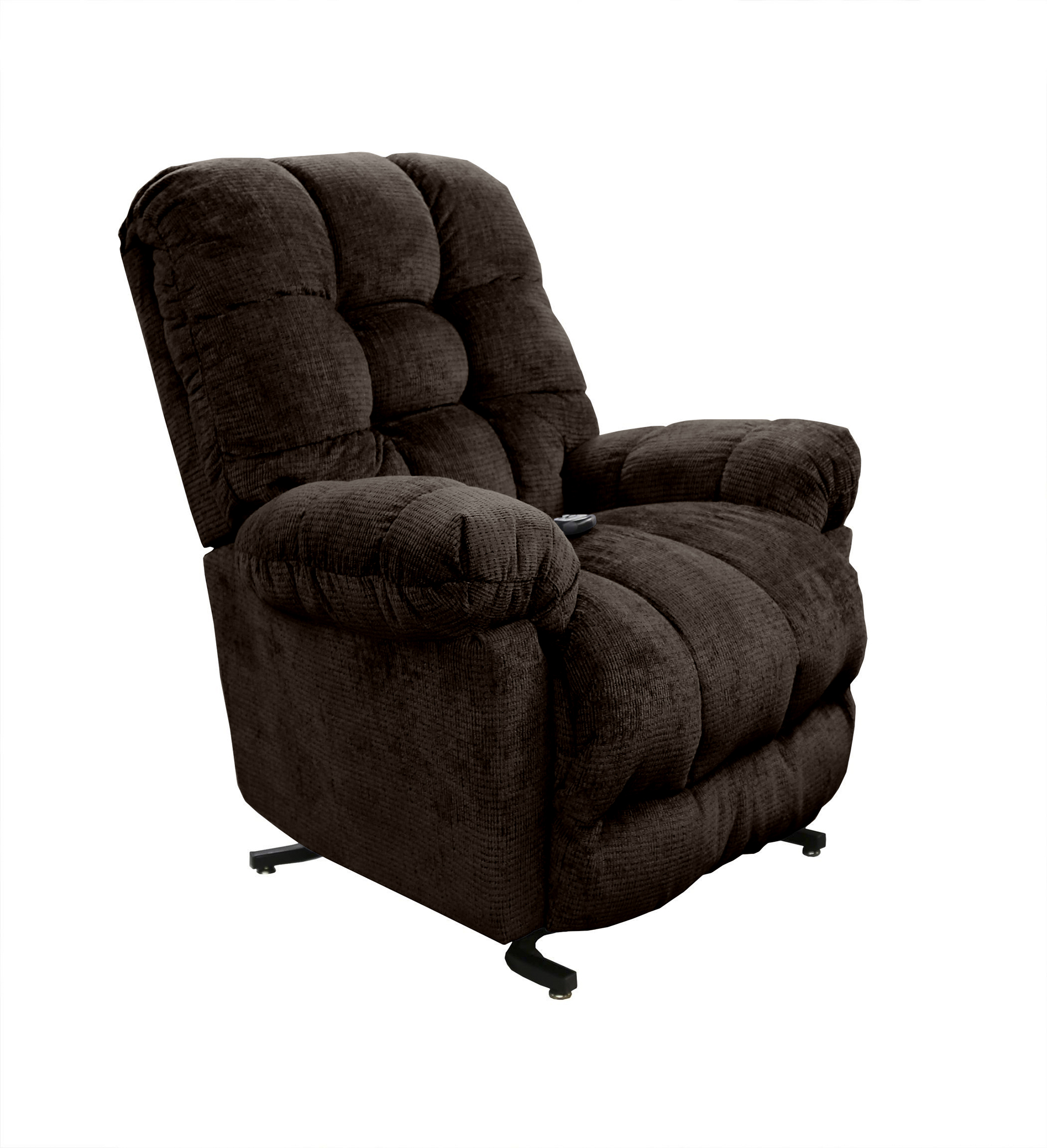 power lift chair recliner sure fit dining covers target best home furnishings revere chocolate
