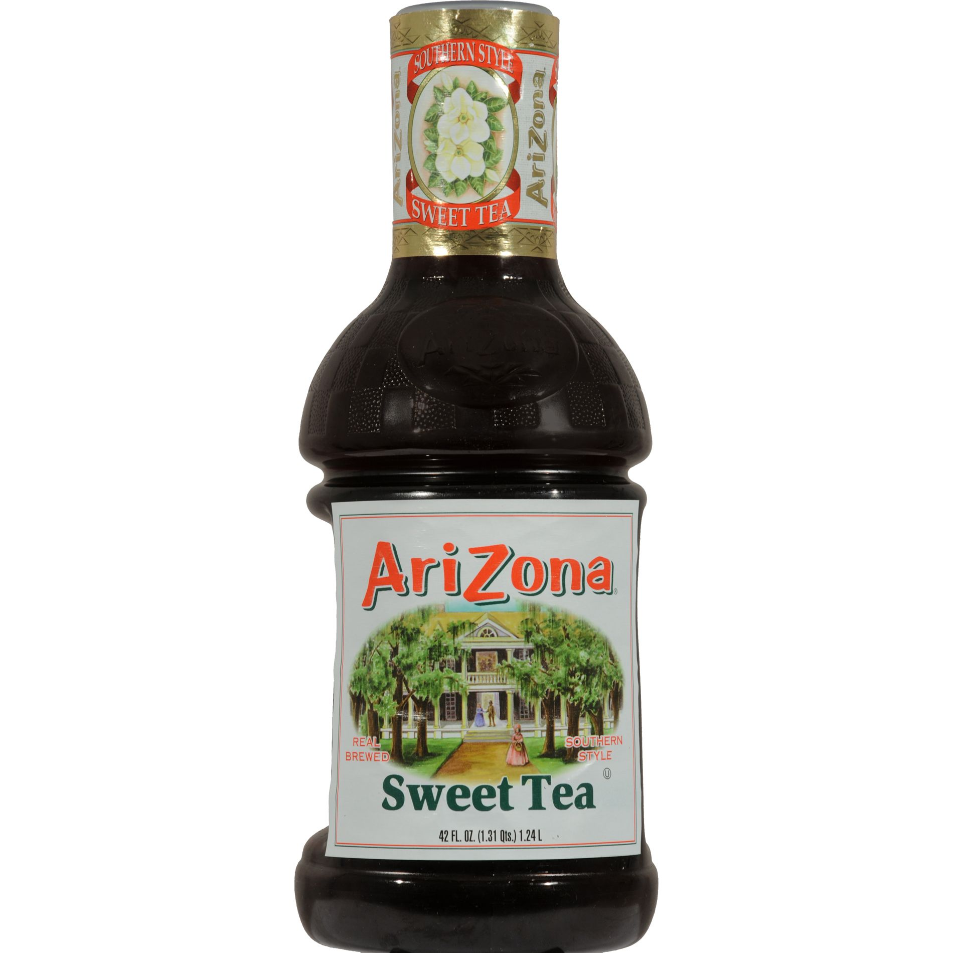 Arizona Sweet Tea Pet Grip 42 Fl Oz