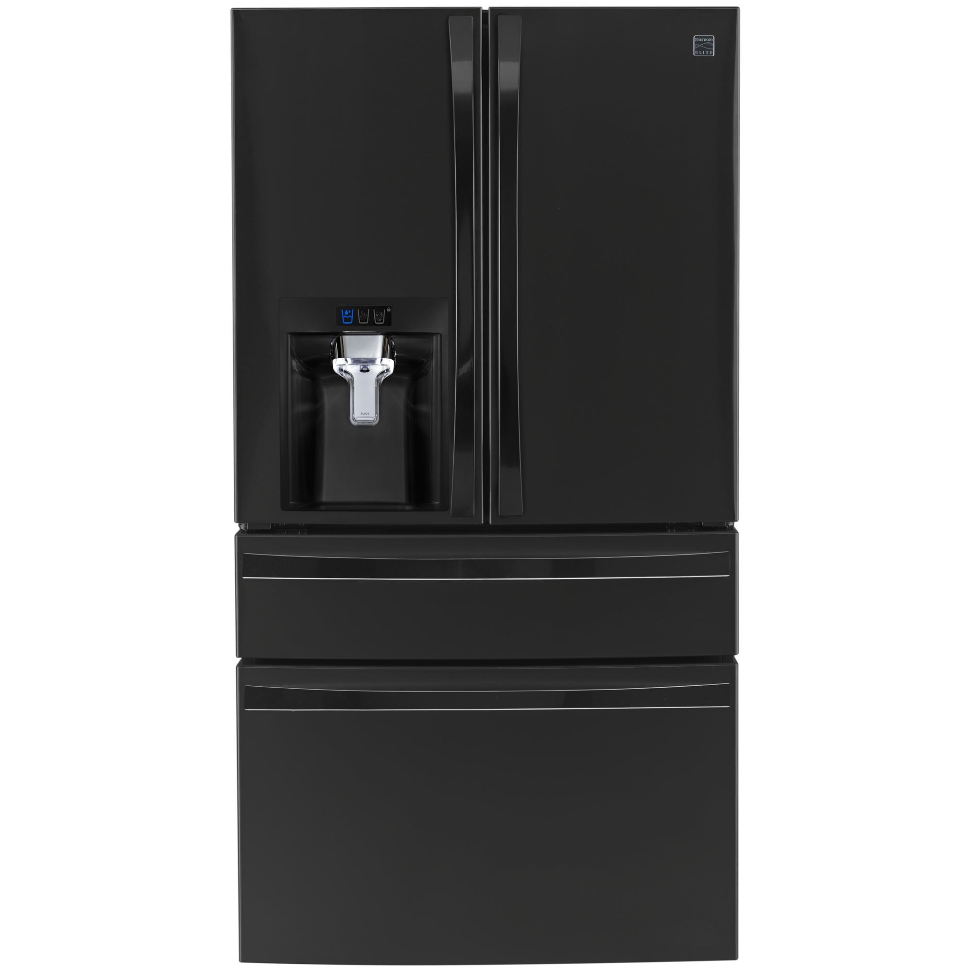 Kenmore Elite 29.9 Cu. Ft. 4-door Bottom-freezer