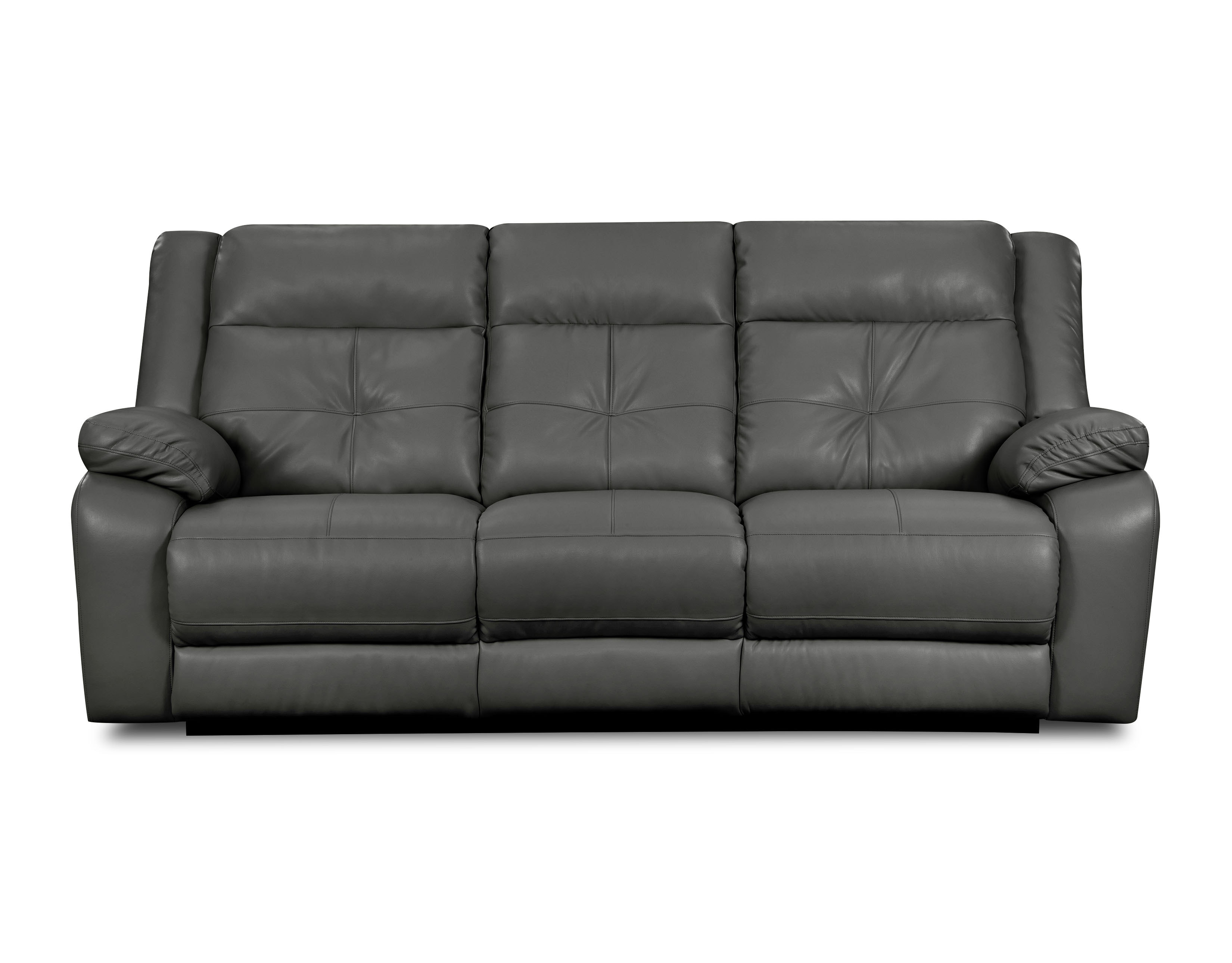 sears clearwater sofa sectional marsden sleeper in white simmons upholstery miracle dual power motion charcoal
