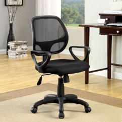 Spinning Top Chair South Africa Affordable Covers Calgary Venetian Worldwide Camden Office In Black Mesh