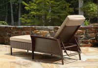 Ty Pennington Style Parkside Chaise Lounge - Outdoor ...