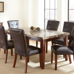 Steve Silver Dining Chairs Adirondack Chair Accessories Company Montibello 7 Piece Set