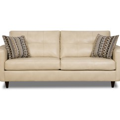 Leather Sofa Bed Sears Top Of The Line Sofas Beige Jamestown Bonded