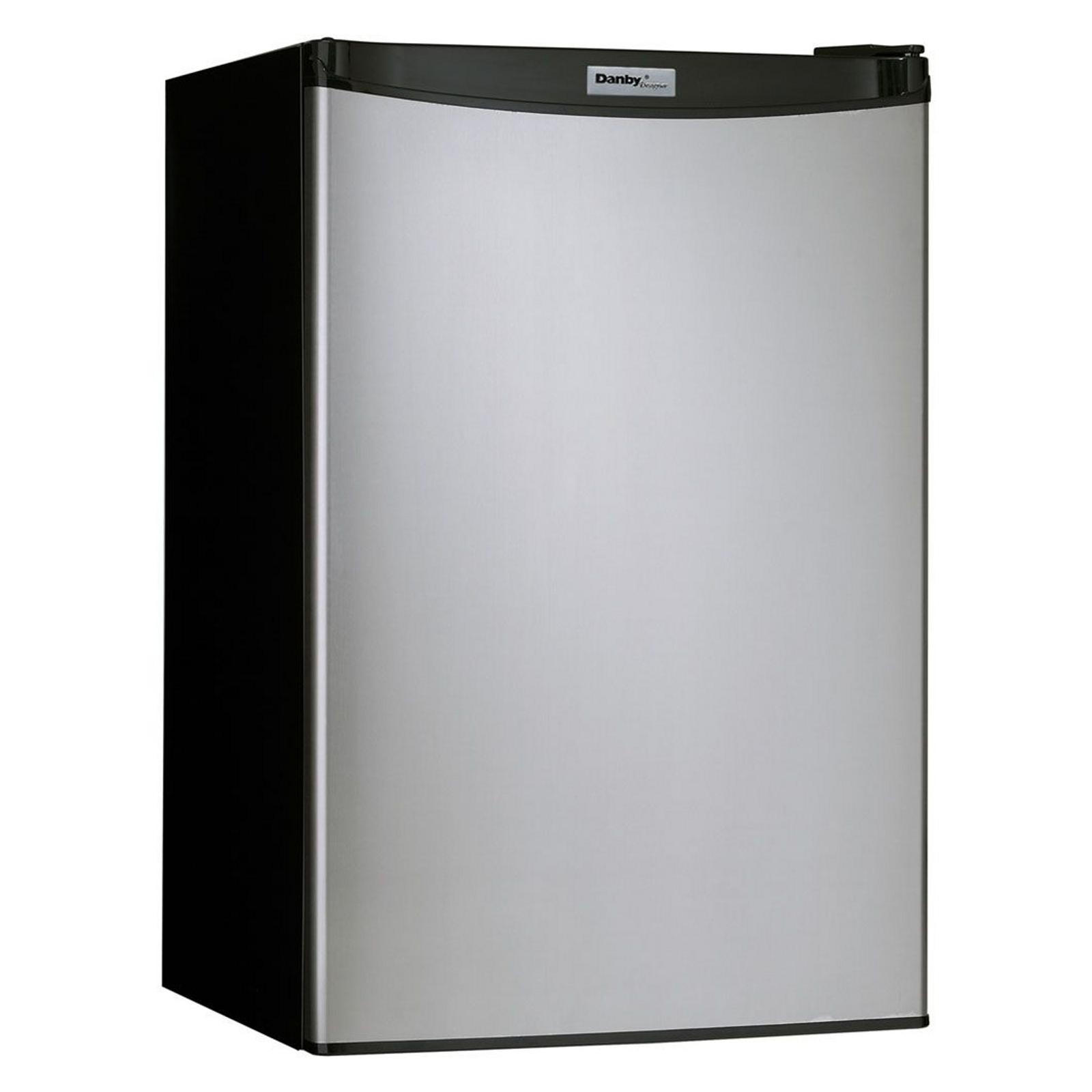 Danby Dar259bl 2.5 Cu. Ft. Designer Compact Refrigerator - Black