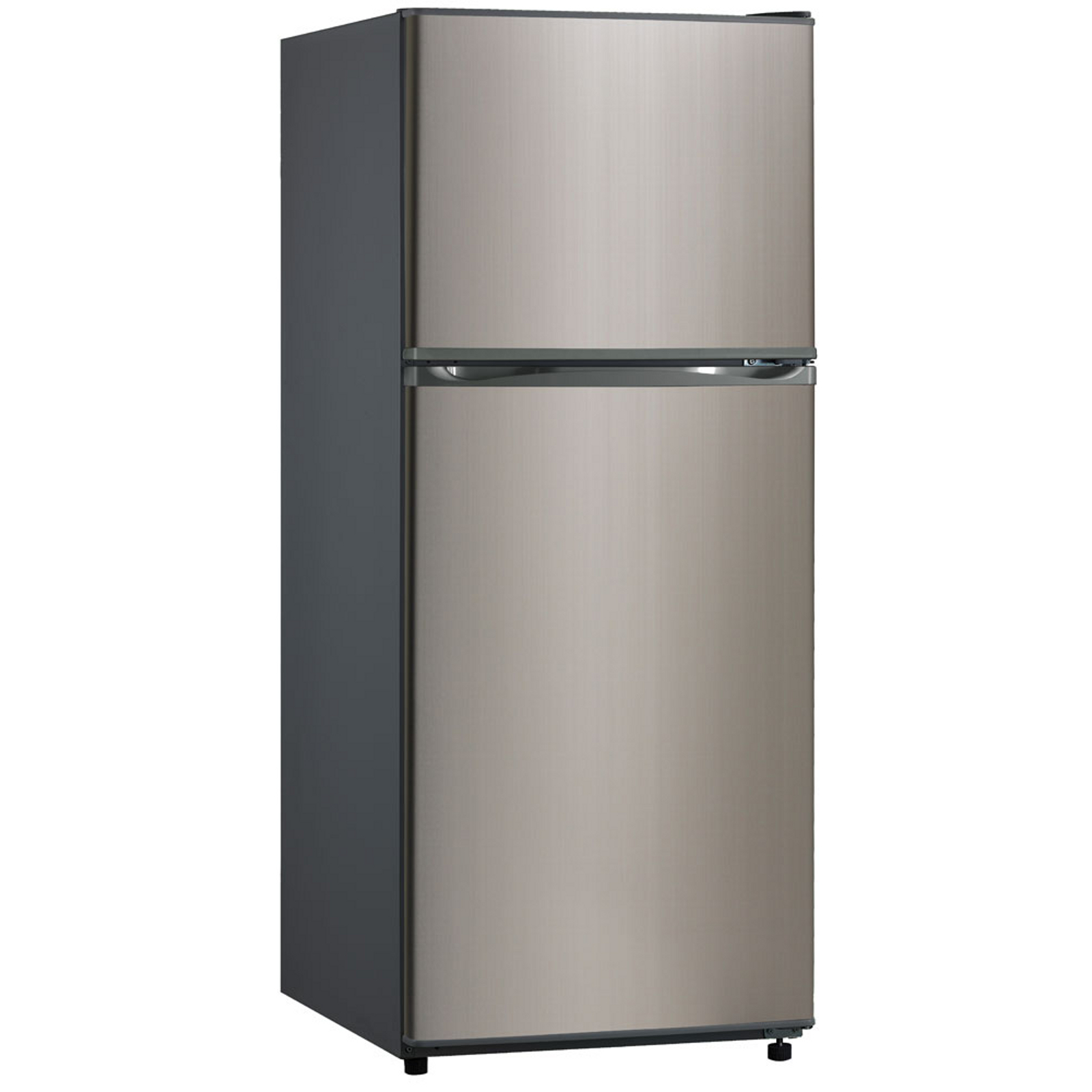 Equator-midea Rf423fw- 1220 Ss 12 Cu.ft. Apartment Refrigerator