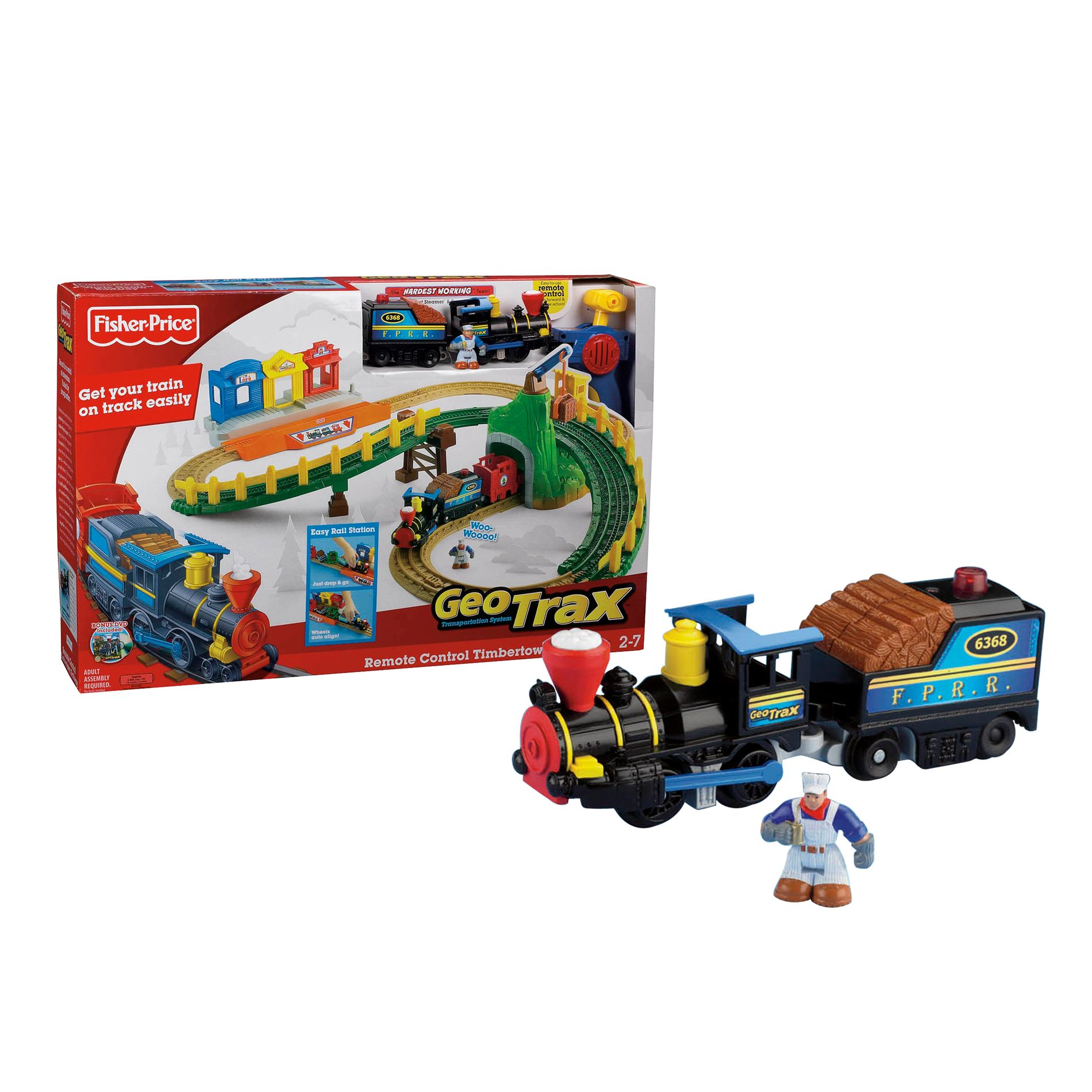 Fisher-Price Toy Train Sets