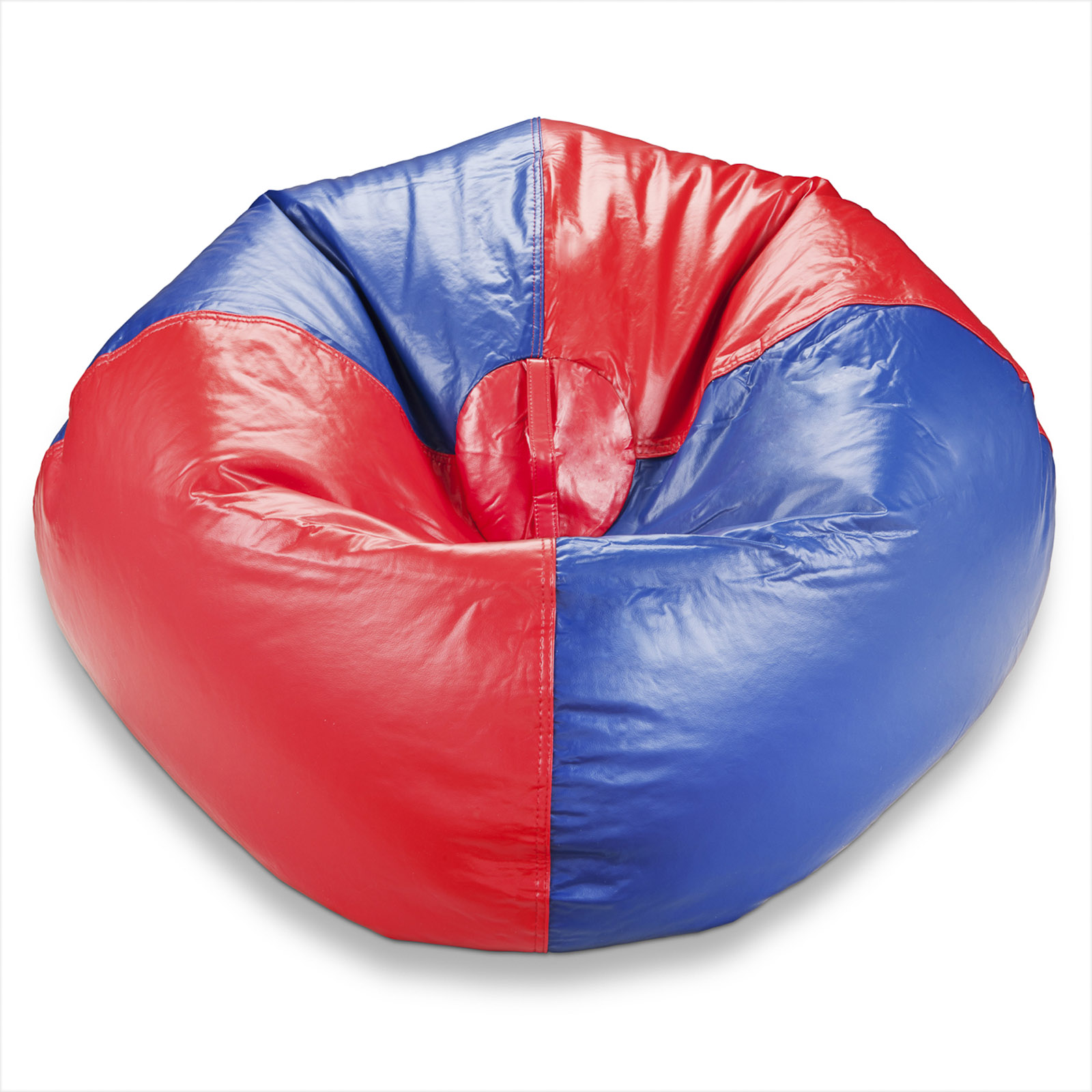 BlueRed Bean Bag Chair Trendy and Fun Seating at Kmart