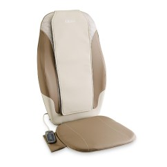 Massage Pads For Chair High With Accessories Homedics Dual Shiatsu Cushion