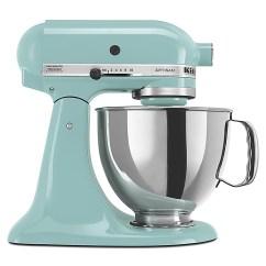 Kitchen Aid Coupons Comfort Mat Kitchenaid Ksm150psaq Artisan Series Aqua Sky 5 Quart