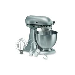 Kitchen Aid Classic Plus Delta Touchless Faucet Kitchenaid Ksm75sl 4 5 Quart Stand Mixer Silver 2