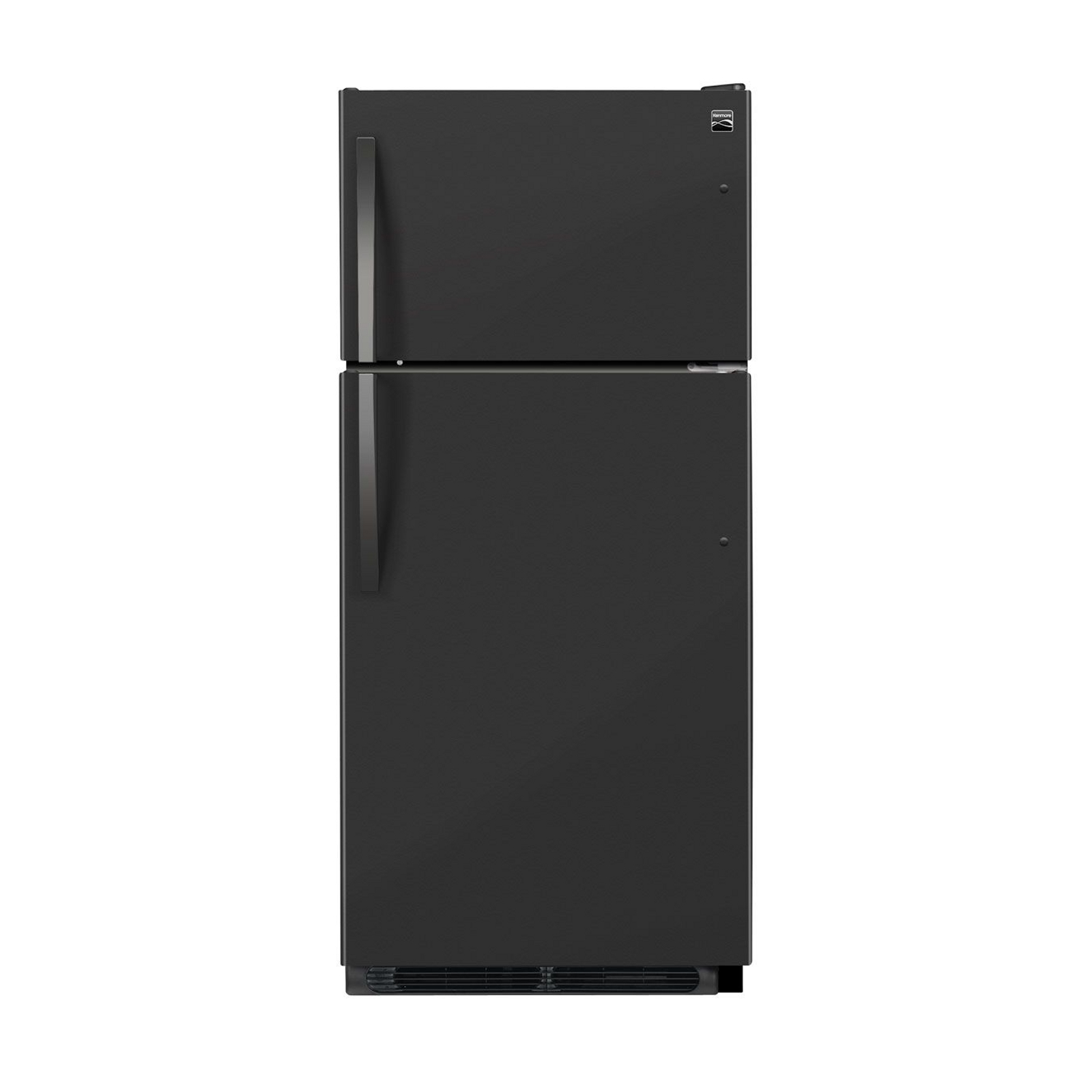 Kenmore - 72629 14.8 Cu. Ft. Top-freezer Refrigerator Black Sears Outlet