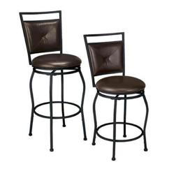 Bar Stool Chair Extenders Office Ball Seat Essential Home Madison Barstool