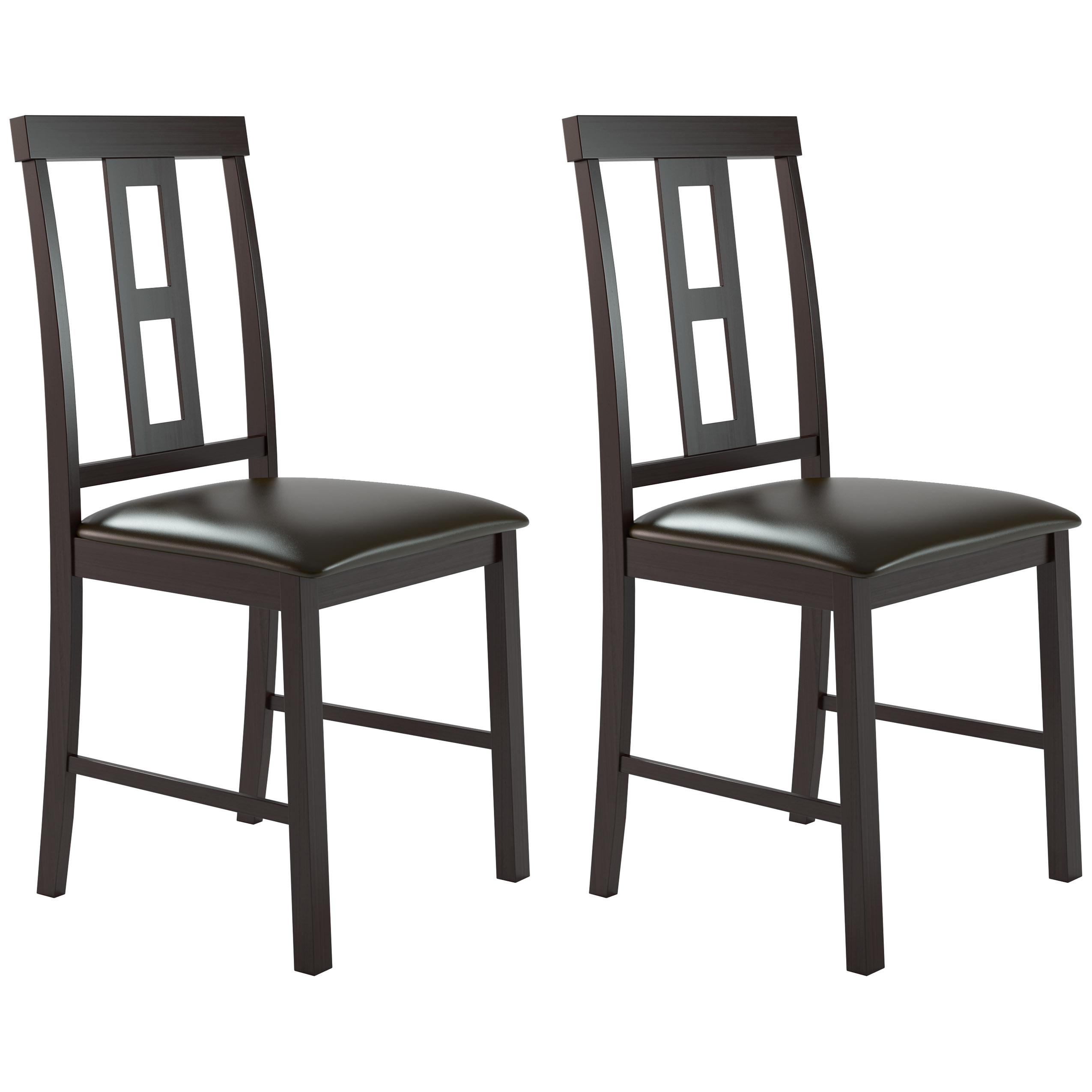 kmart kitchen chairs rent to own homes in kitchener black dining