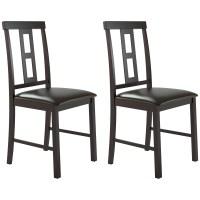Black Dining Chairs | Kmart.com | Black Kitchen Chairs ...