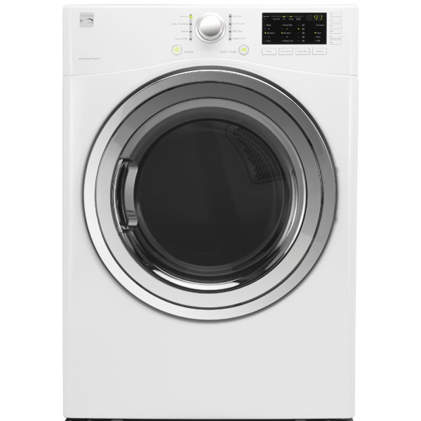 Kenmore 91282 7.3 Cu. Ft. Gas Dryer - White Online Shopping & Earn Points