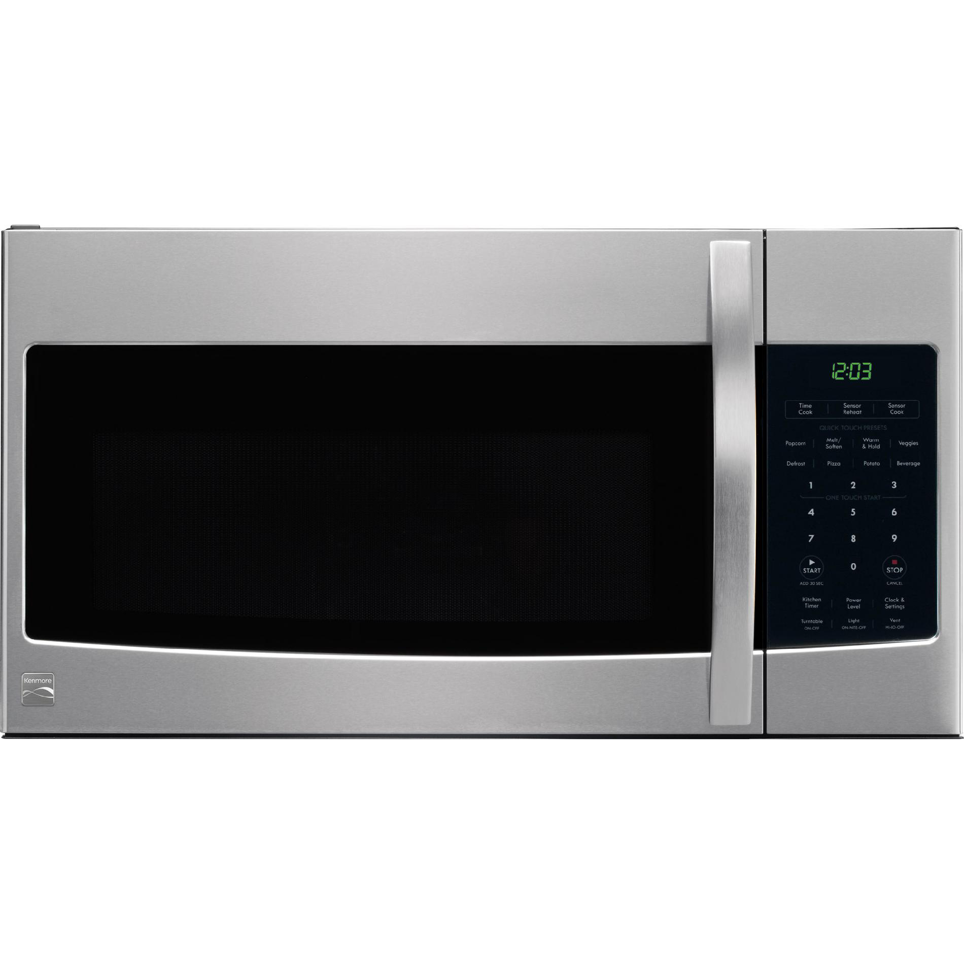 microwaves from all top brands at sears