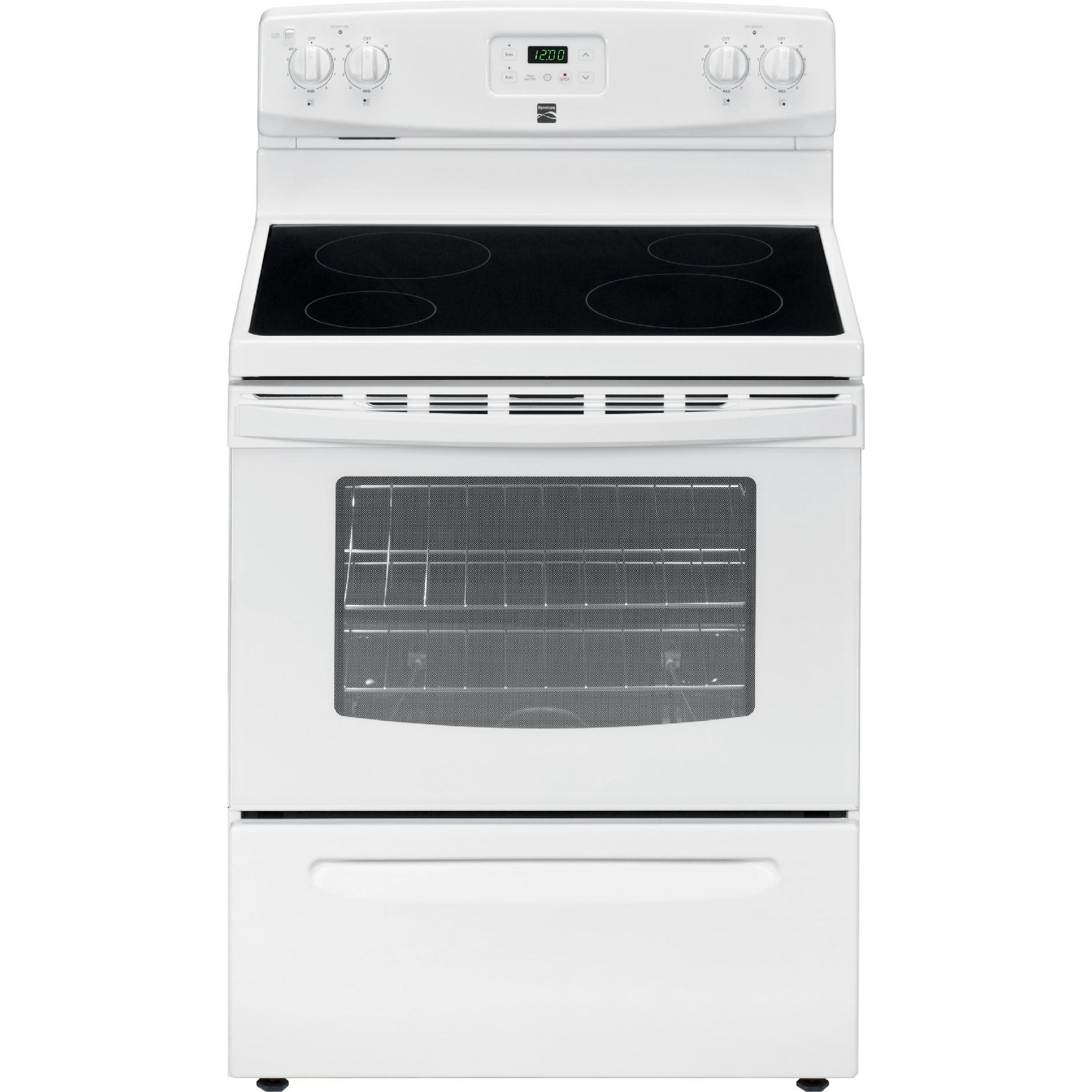 Kenmore Electric Range Element Replacement
