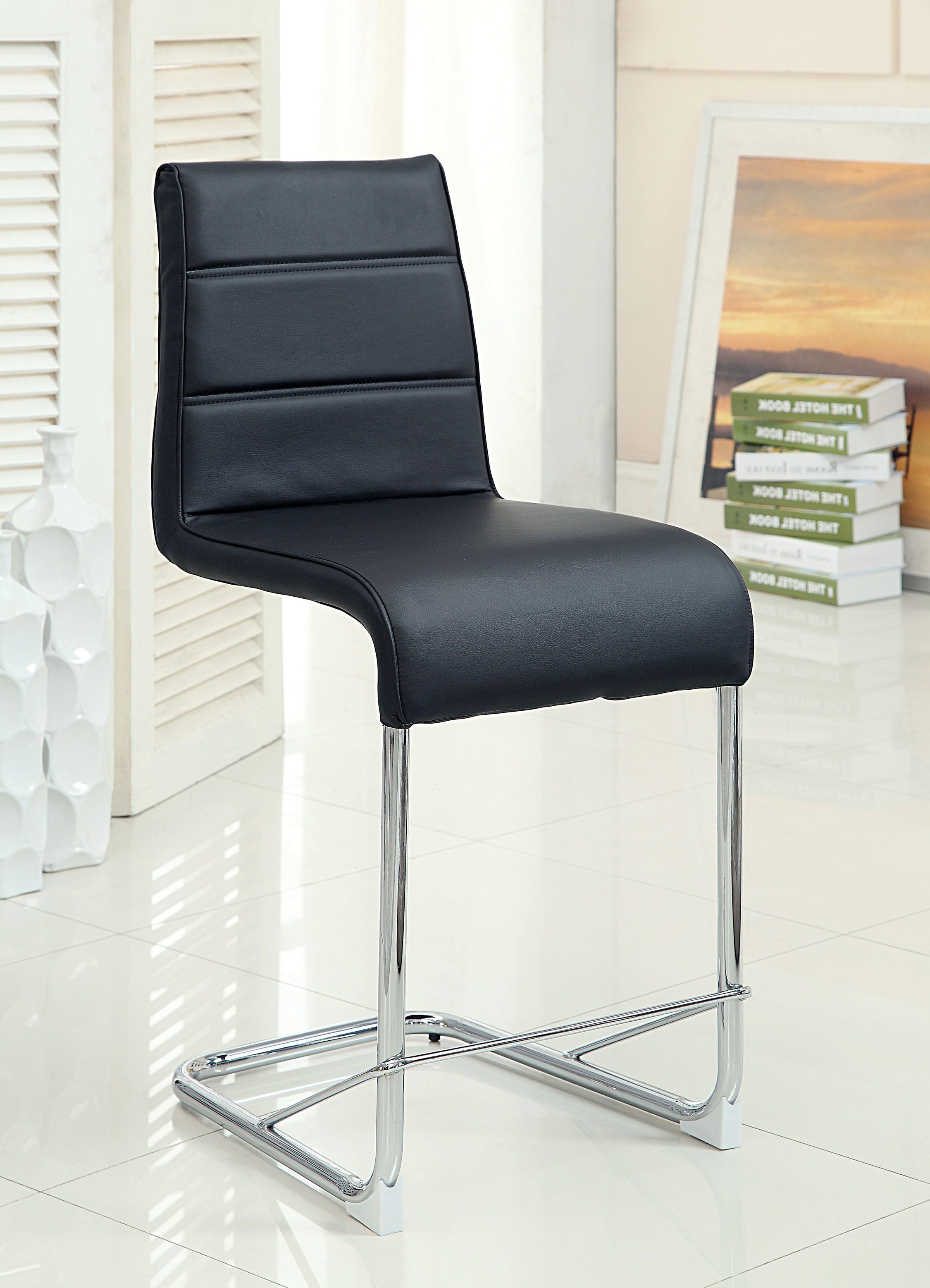 upholstered counter chairs outdoor folding chair parts height kmart