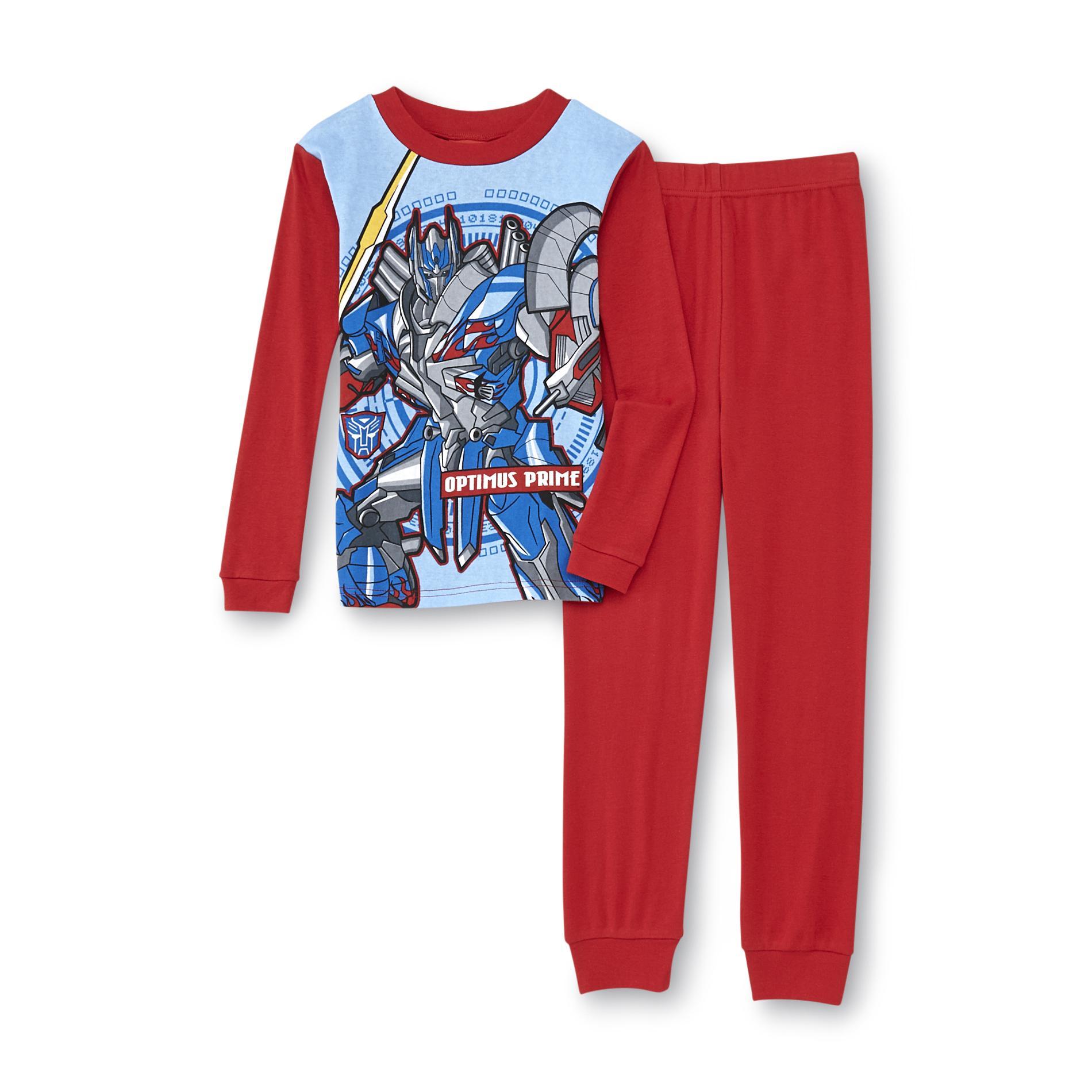 Transformers Boy' 2-pairs Pajamas