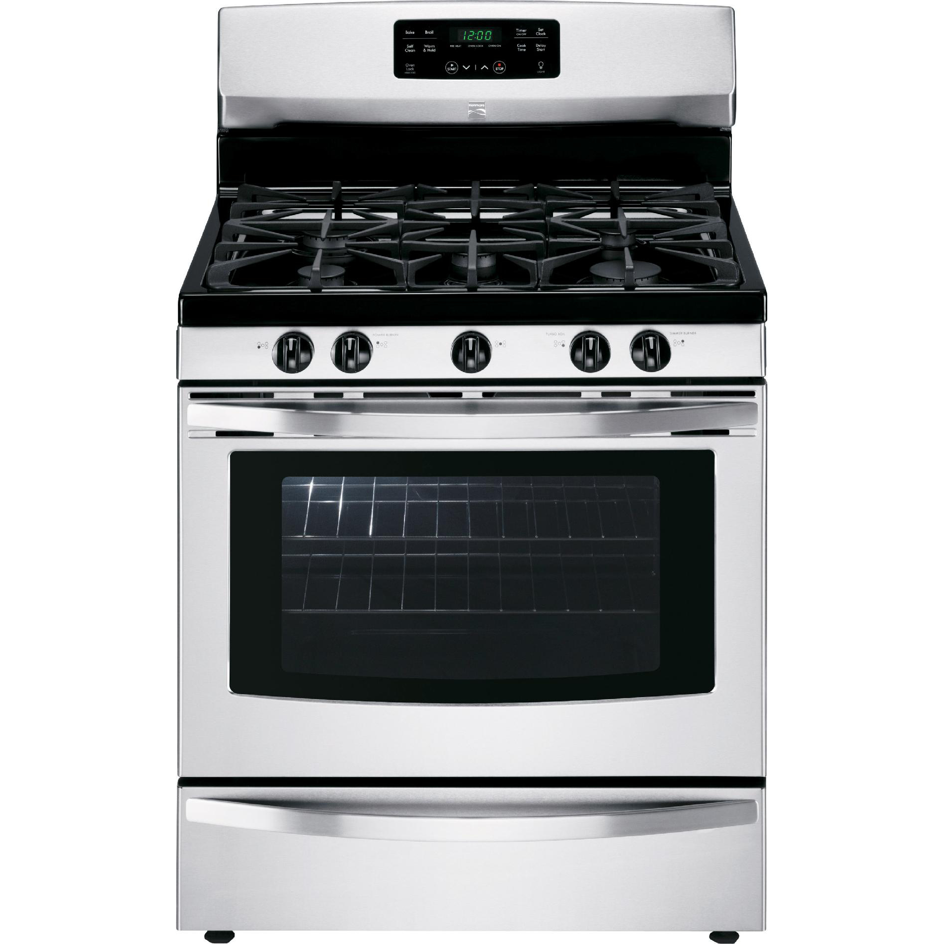 Ge 174 30 Quot Free Standing Gas Double Oven Range With Convection
