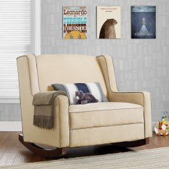 Dorel Rocking Chair Single Fold Out Bed Upc 065857162998 Home Furnishings Hadley Dark Taupe Double Product Image For Rocker Upcitemdb