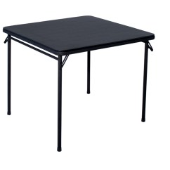 Folding Chairs Bunnings Sams Office 2 Cosco Home And Products 34 In Square Table