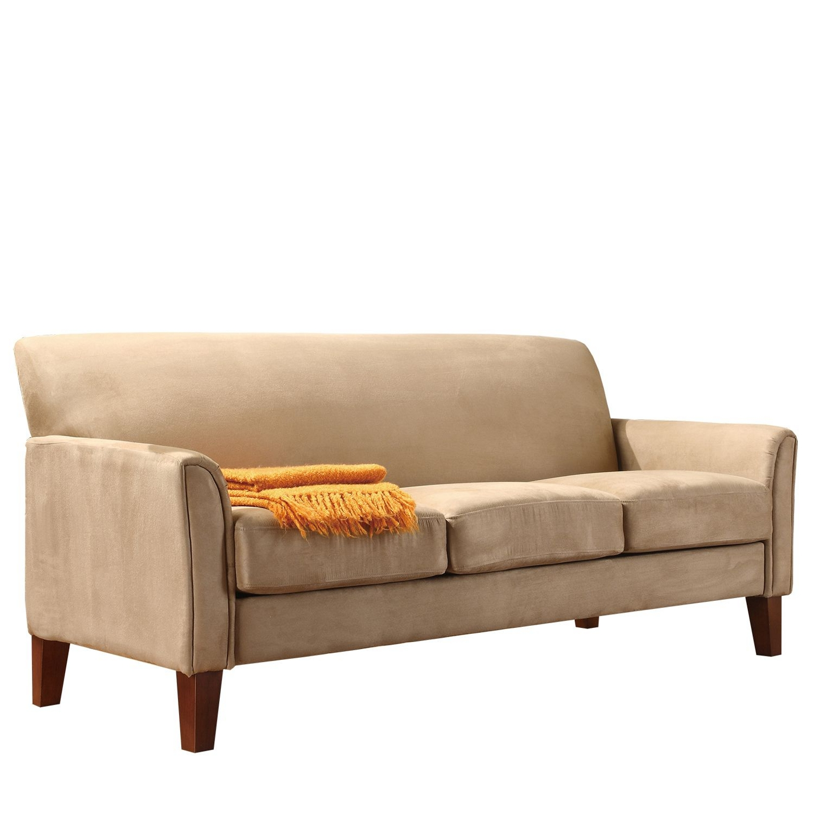 sears clearwater sofa sectional recliner uk oxford creek park hill in peat microfiber home