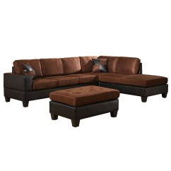 Leather Sofa Bed Sears French Style Bedroom Sofas Venetian Worldwide Dallin Sectional And Ottoman