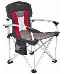 Heavy Duty Aluminum Sports Chair Swivel Olx Base Camp Mr Heater Mammoth Deluxe