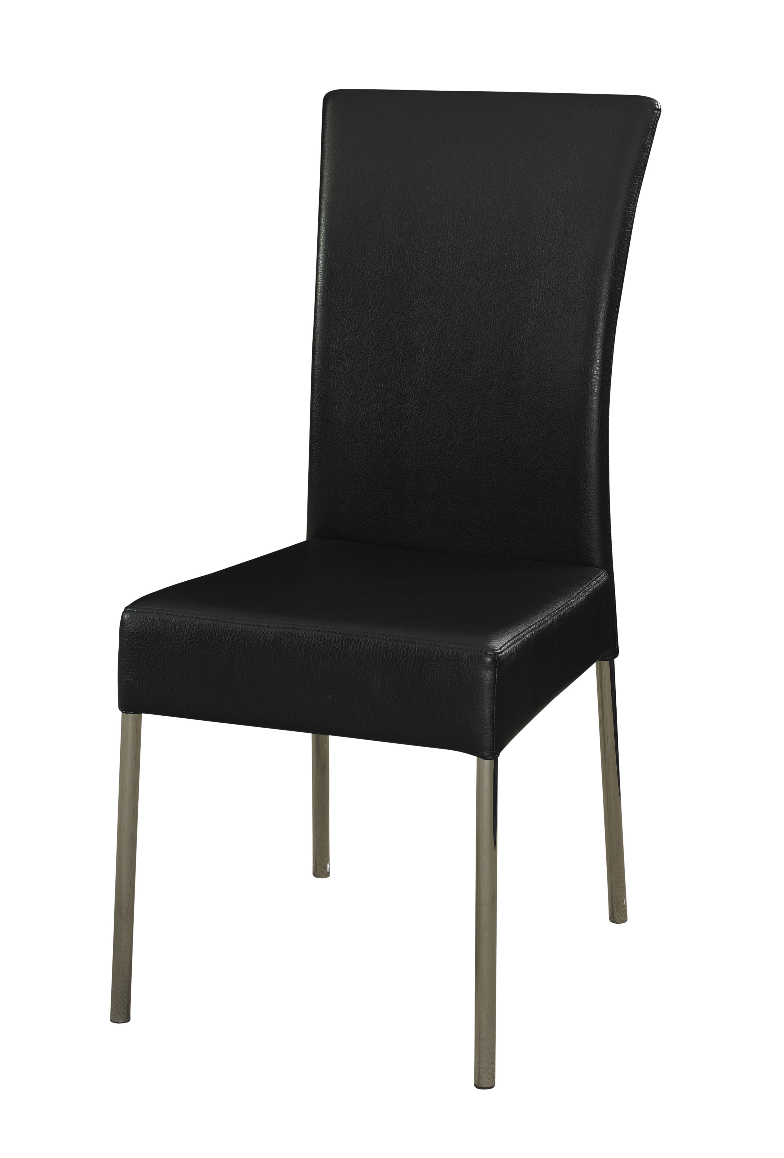 Kmart Dining Chairs L Powell Cameo Black Dining Chair Home Furniture