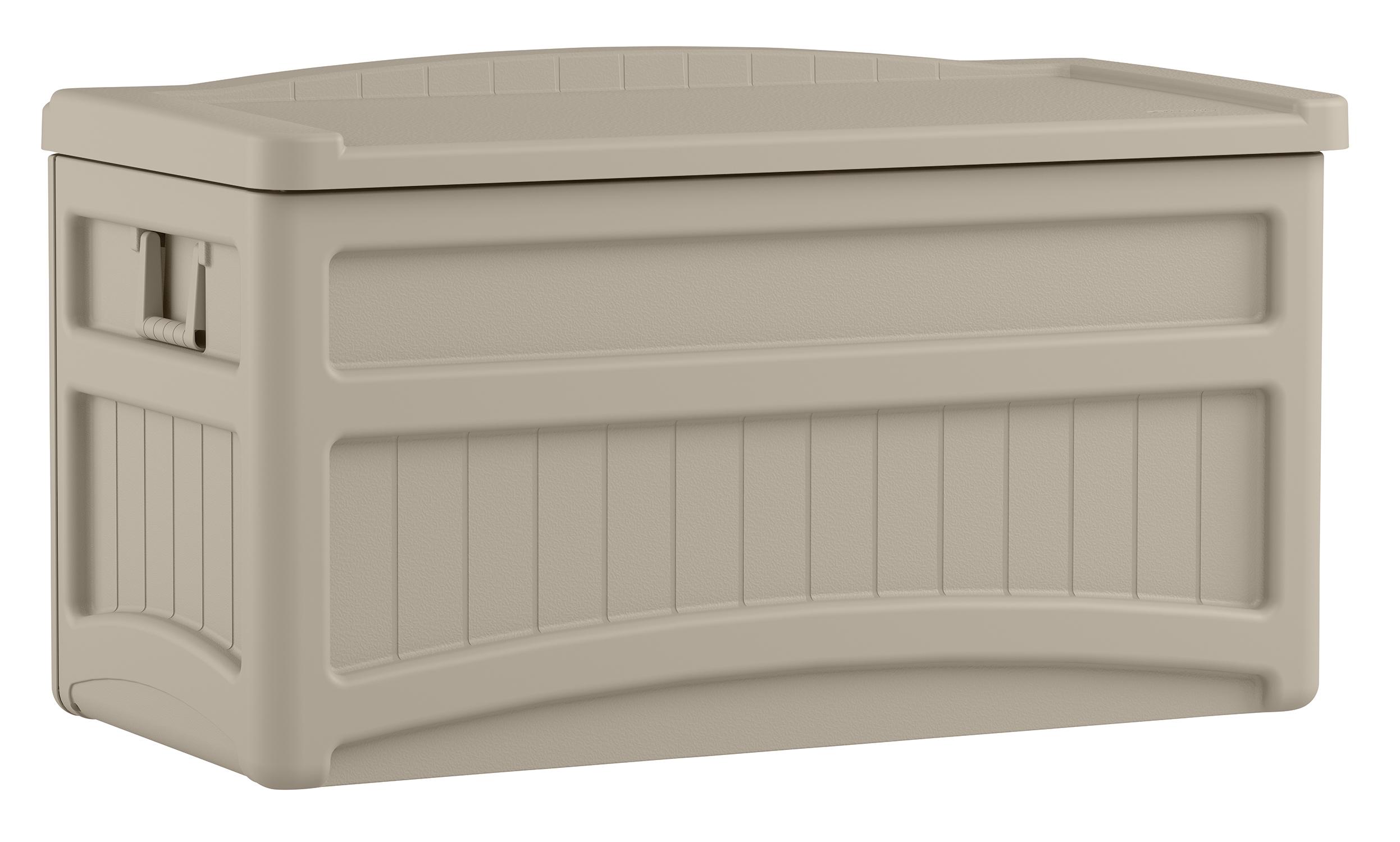 73 Gallon Deck Storage Bench-kmart