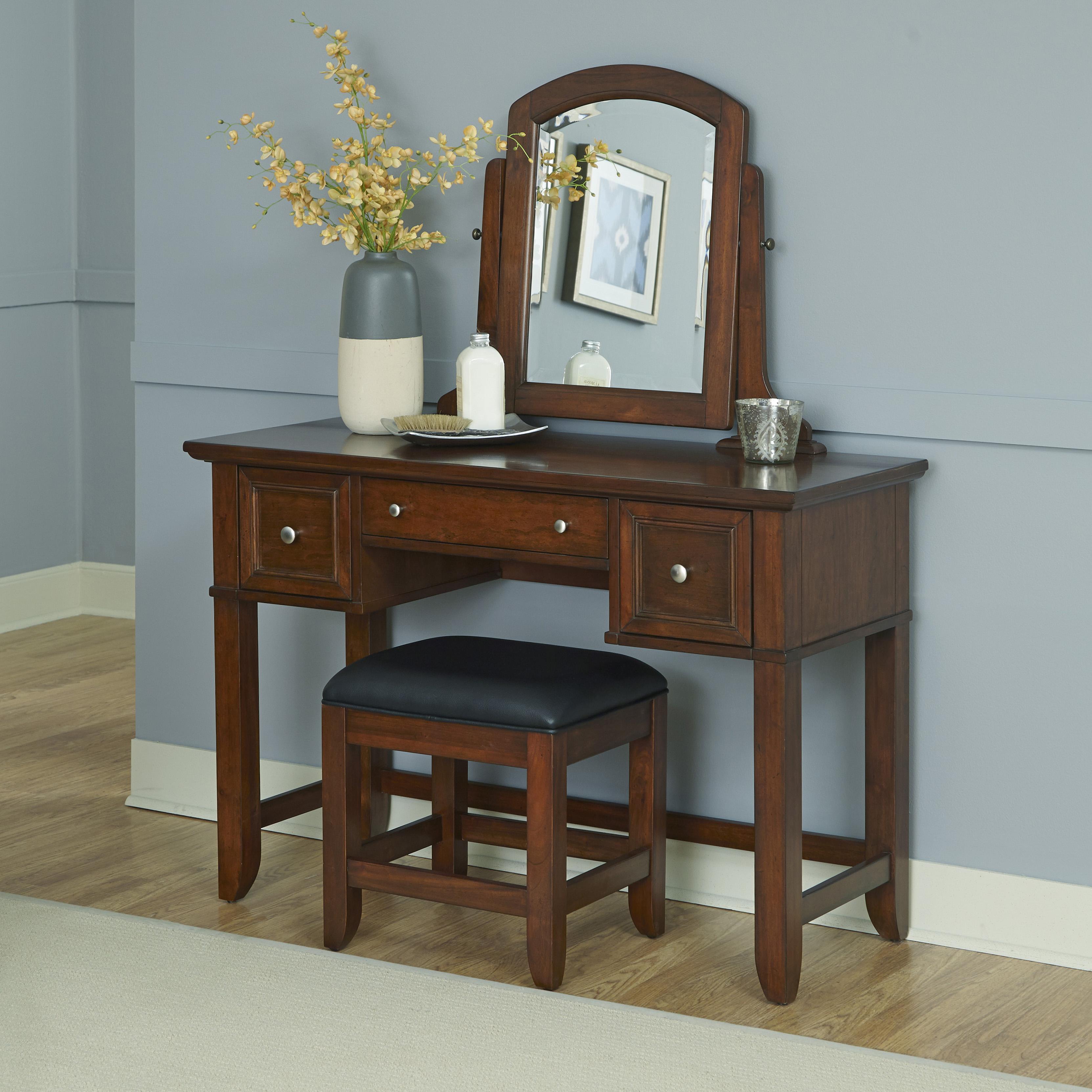 Home Styles Chesapeake Vanity And Bench - Furniture
