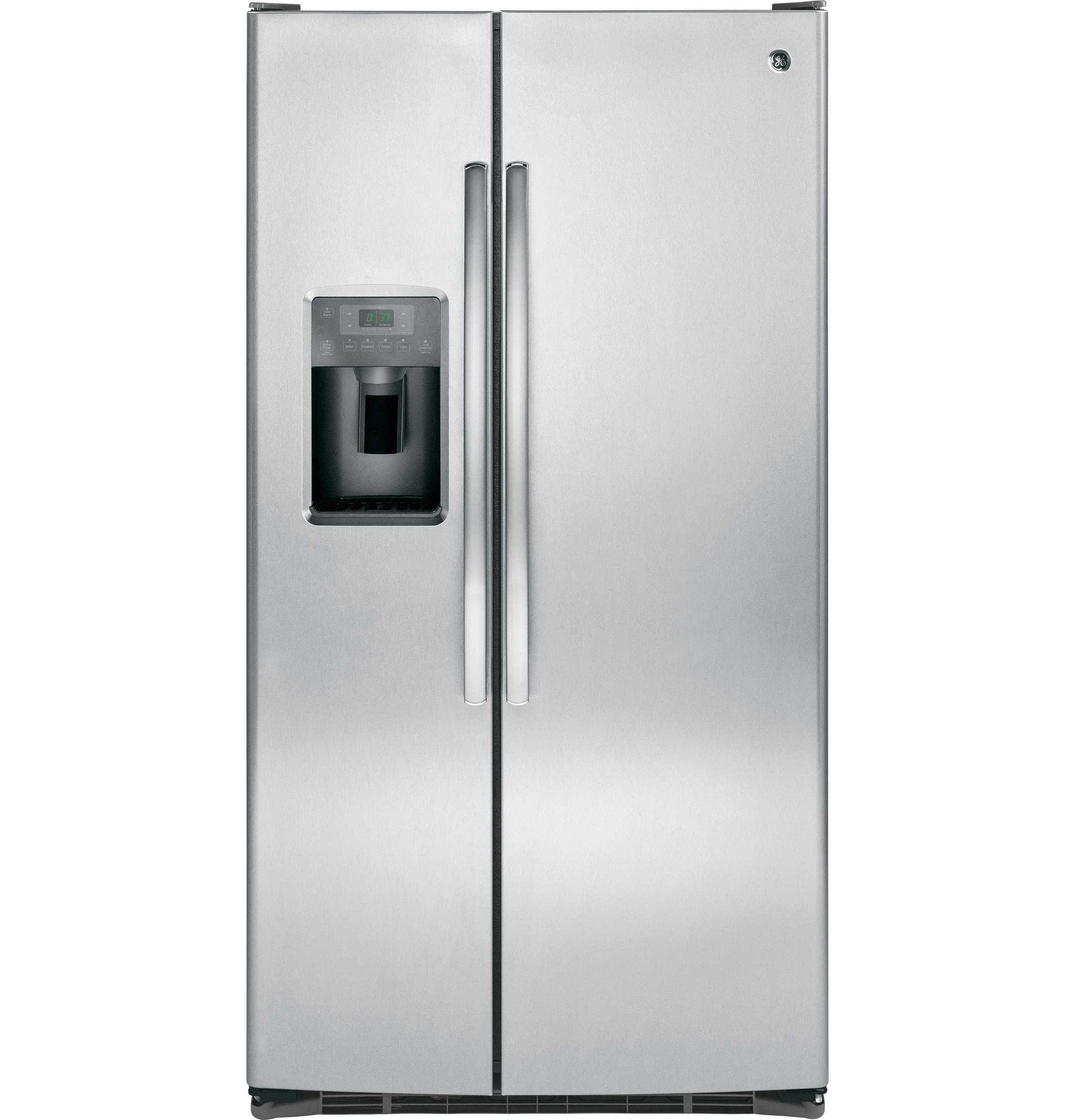 hight resolution of ge appliances gss25gshss 25 cu ft side by side refrigerator ge profile refrigerator parts list ge refrigerator water dispenser wiring diagram