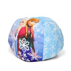 Princess Bean Bag Chair Small Desk With Disney Frozen