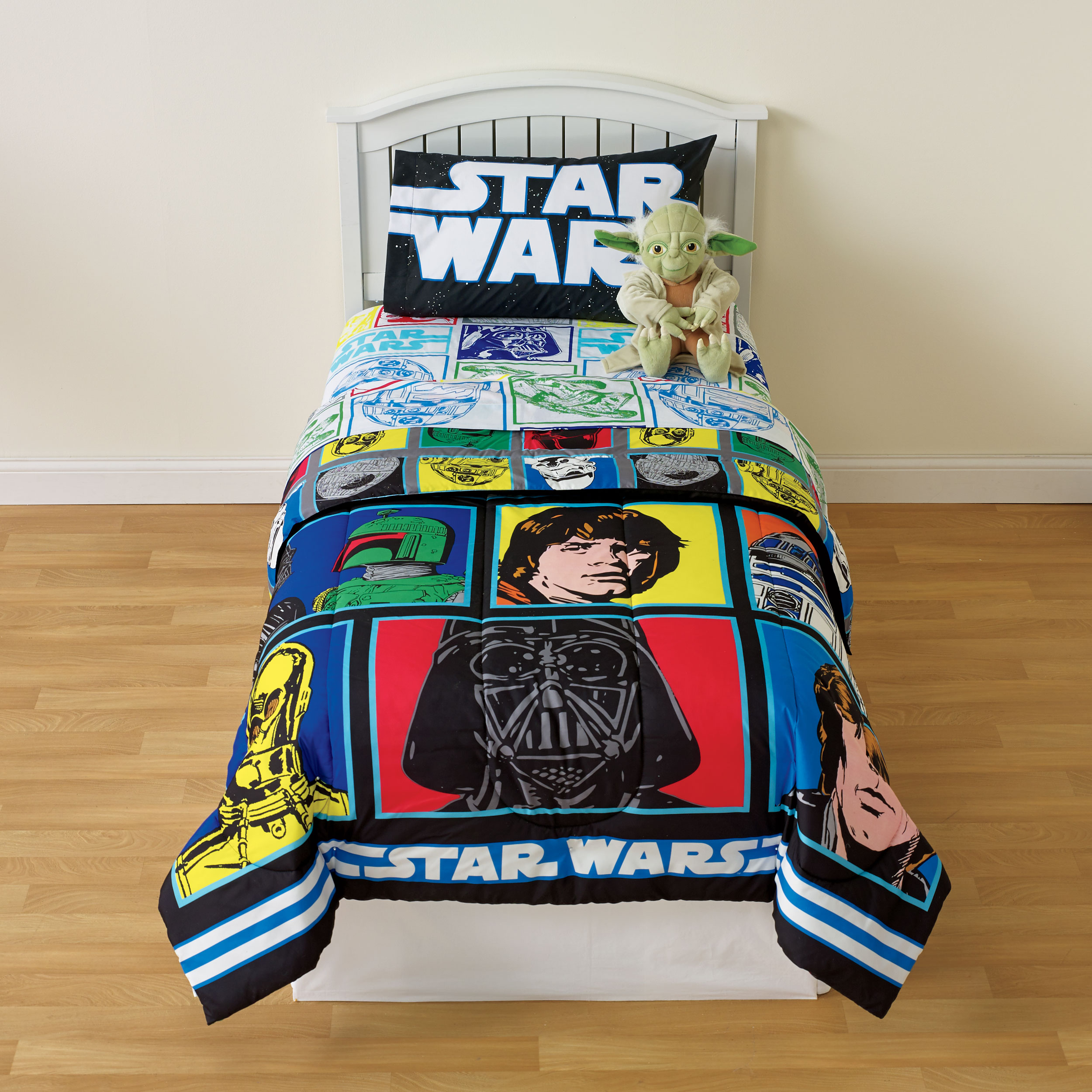Star Wars Kid' Twin Comforter