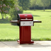 Kenmore 2 Burner Red Patio Grill - Outdoor Living - Grills ...
