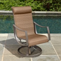 Ty Pennington Style Palmetto 1pc Motion Patio Dining Chair ...