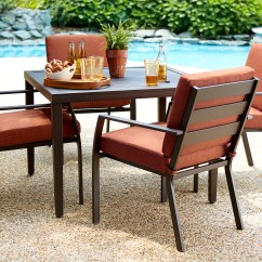 Outdoor Chair Set Covers For Sale Ty Pennington Brookline 5 Piece Dining Limited