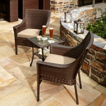Parkside Ty Pennington Style 3 Piece Bistro Set