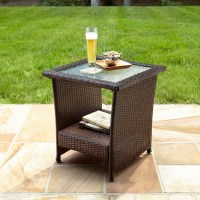 Ty Pennington Style Parkside Lamp Table - Outdoor Living ...