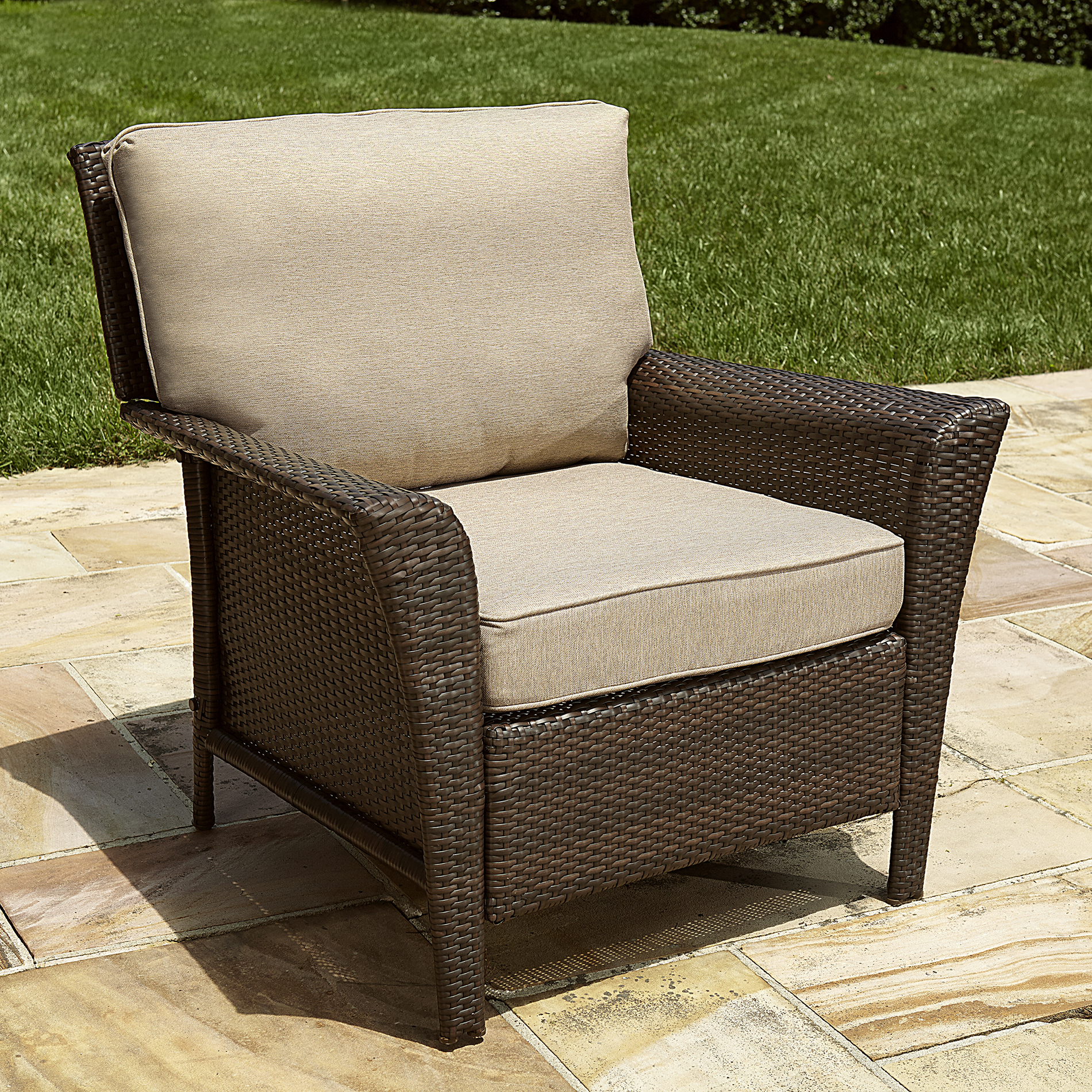 Lounge Chair Patio Ty Pennington Style Parkside Lounge Chair Outdoor Living
