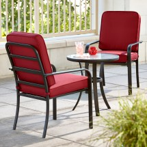 Bisbee Essential Garden 3 Piece Bistro Set