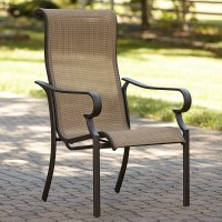 Jaclyn Smith Brookner Single Stationary Chair - Outdoor ...