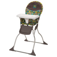 How To Fold Up A Cosco High Chair Revolving Leather Slim Wild Things
