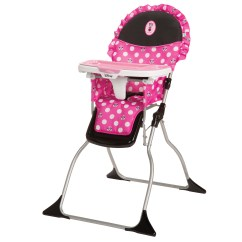 Portable High Chair Baby Sofa Bed Ikea Disney Fast Pack Minnie Dot